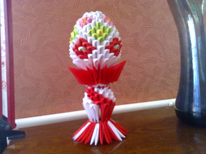 Страна мастеров оригами к пасхе