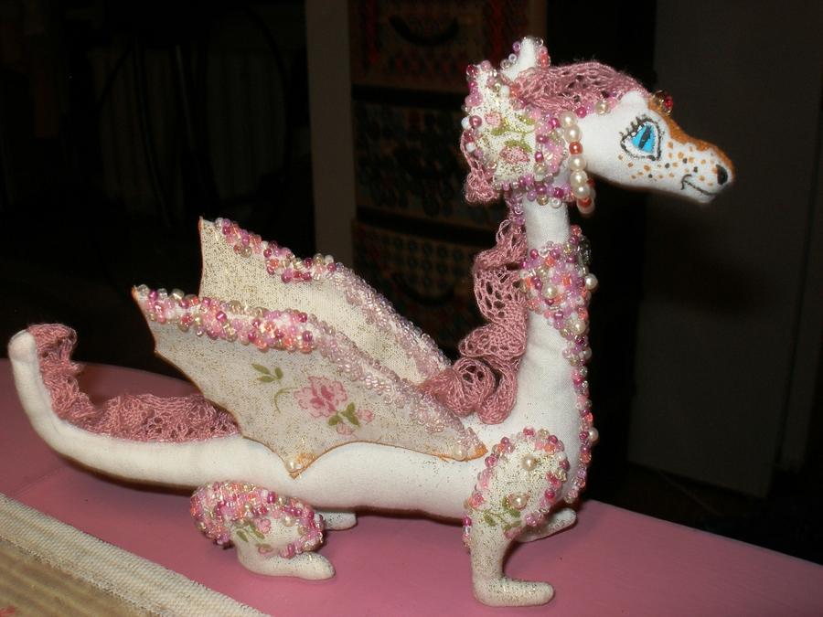 Мягкая дракон своими руками 649