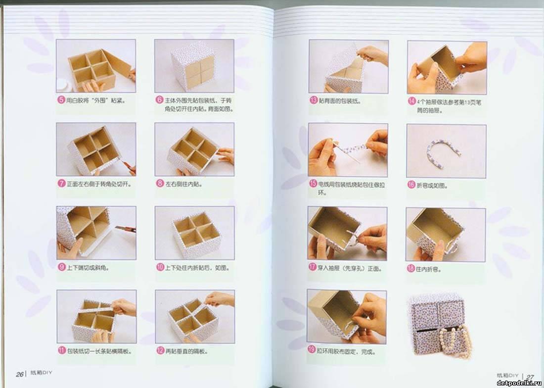 Как обтянуть коробку тканью - Форум