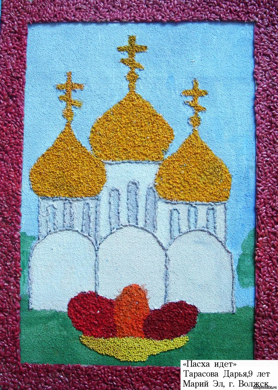 Православная поделка с детьми 15