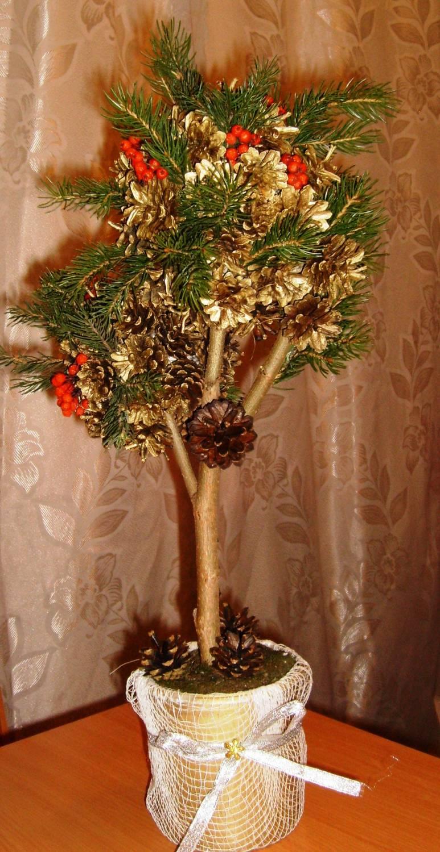 Поделки дерево из природного материала