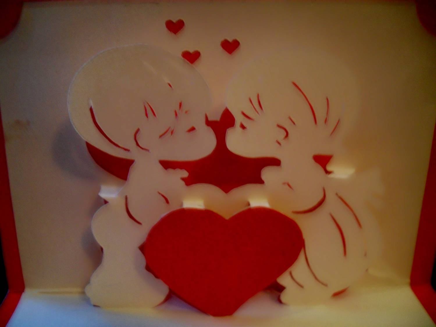 День святого валентина подарки в детском саду