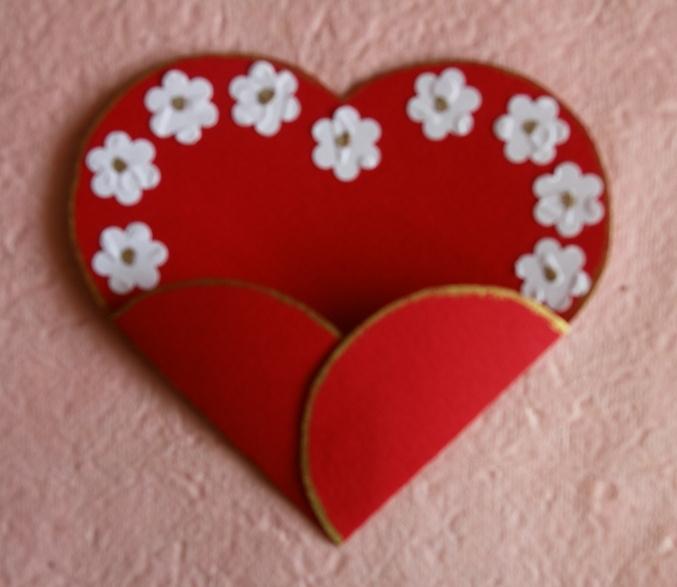 Поделка ко дню влюбленных