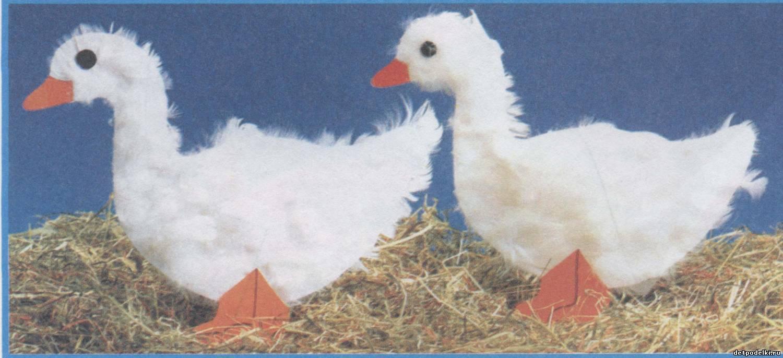 Поделки из перьев своими руками фото детям 79