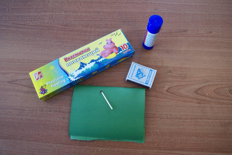 Как сделать коробку из пластилина